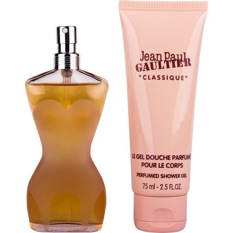 Jean Paul Gaultier Classique EdT 50ml Shower Gel 75ml