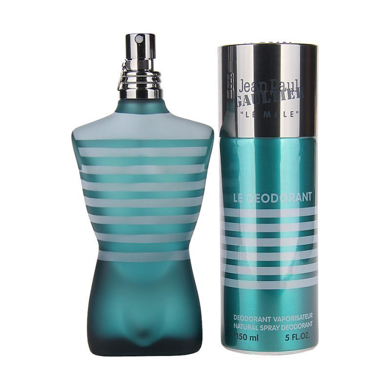 Jean Paul Gaultier Le Male Duo EdT 125ml Deodorant Spray 150ml