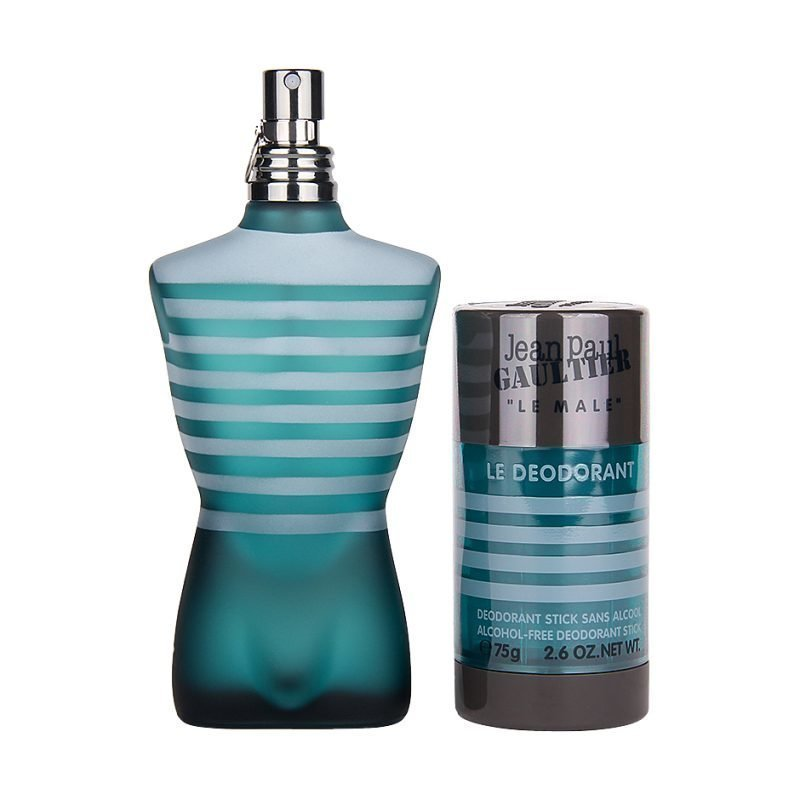 Jean Paul Gaultier Le Male Duo EdT 125ml Deostick 75ml