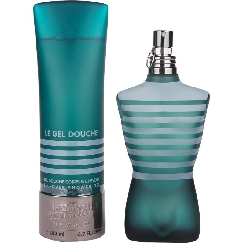 Jean Paul Gaultier Le Male Duo EdT 125ml Shower Gel 200ml