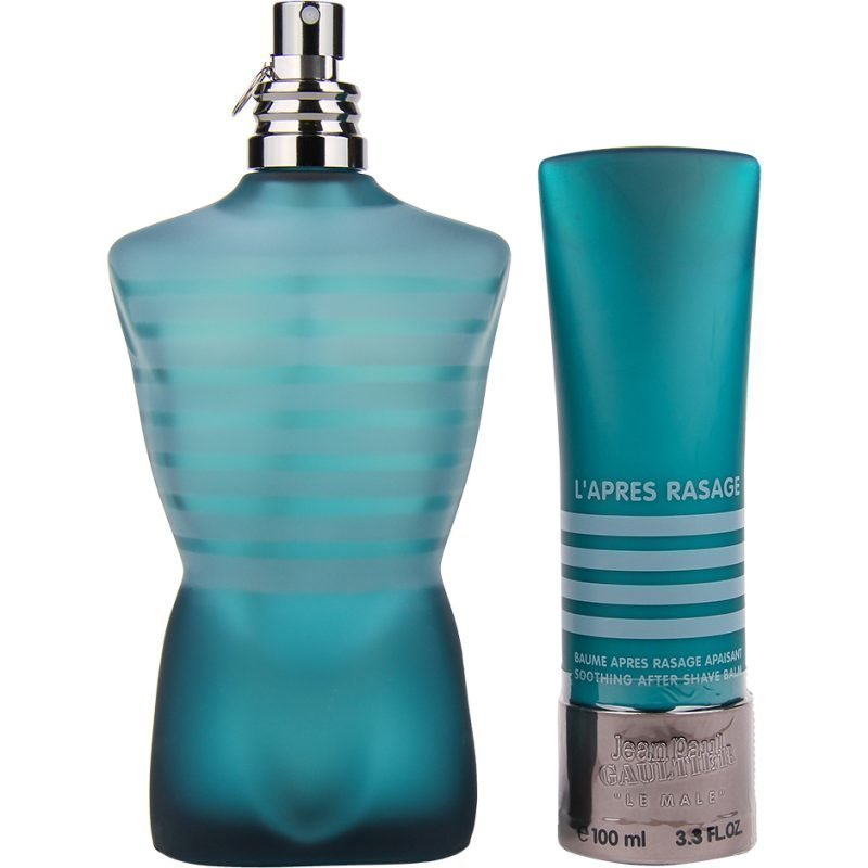 Jean Paul Gaultier Le Male Duo EdT 200ml After Shave Balm 100ml