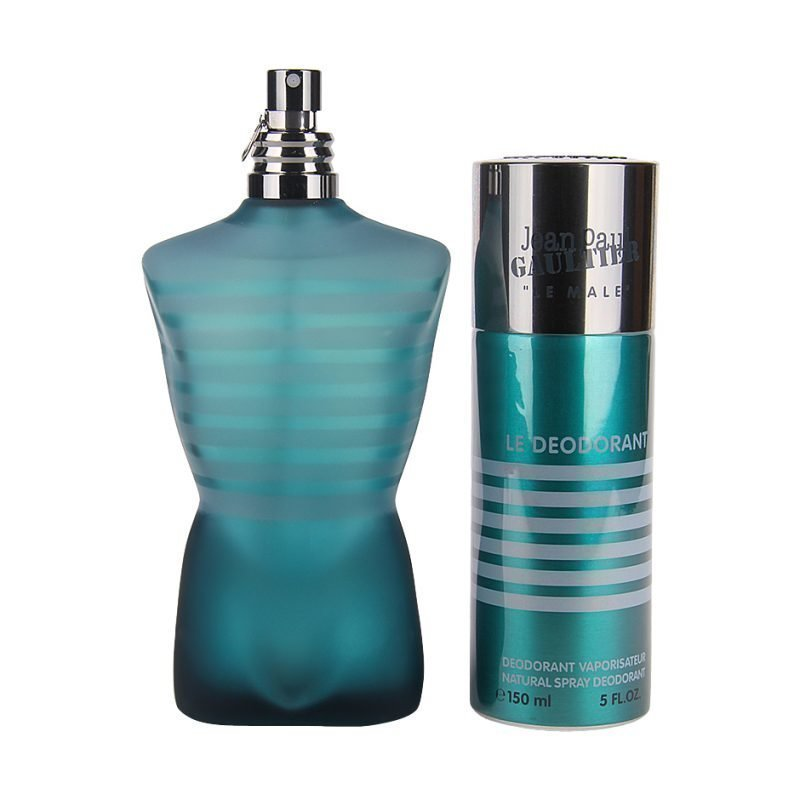 Jean Paul Gaultier Le Male Duo EdT 200ml Deodorant Spray 150ml