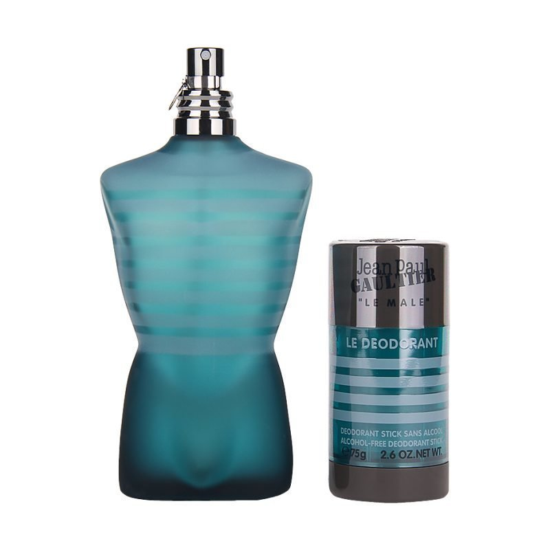 Jean Paul Gaultier Le Male Duo EdT 200ml Deostick 75ml
