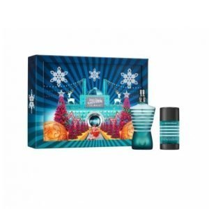 Jean Paul Gaultier Le Male Lahjapakkaus: Edt 75 Ml + Deo Stick 75 G
