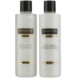Jo Hansford Expert Colour Care Anti Frizz Shampoo And Conditioner 250 Ml