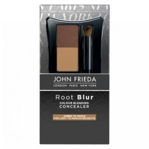 John Frieda Brilliant Brunette Root Blur Light Medium Brunette Mineraalipuristepuuteri