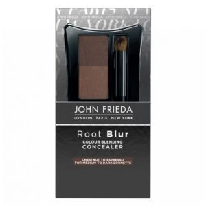 John Frieda Brilliant Brunette Root Blur Medium Dark Brunett Mineraalipuristepuuteri