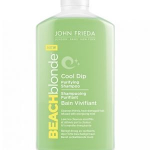 John Frieda Jf Masterbrand Beach Blonde Cool Dip Purifying Shampoo 250ml