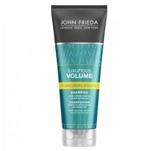 John Frieda Luxurious Volume Touchably Full 7 Day Volume Shampoo 250 Ml