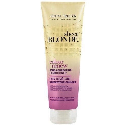 John Frieda Sheer Blonde Colour Renew Tone-Correcting Conditioner