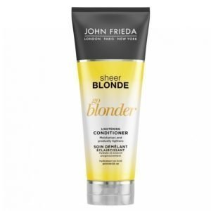 John Frieda Sheer Blonde Go Blonder Conditioner 250 Ml Hoitoaine