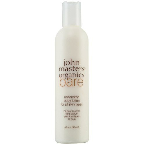 John Masters Organics Bare Unscented Body Lotion