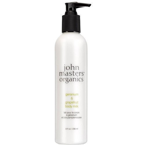 John Masters Organics Geranium & Grapefruit Body Milk