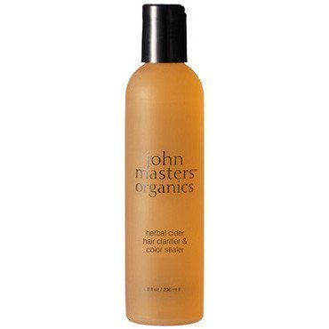 John Masters Organics Herbal Cider Hair Clarifier & Color Sealer