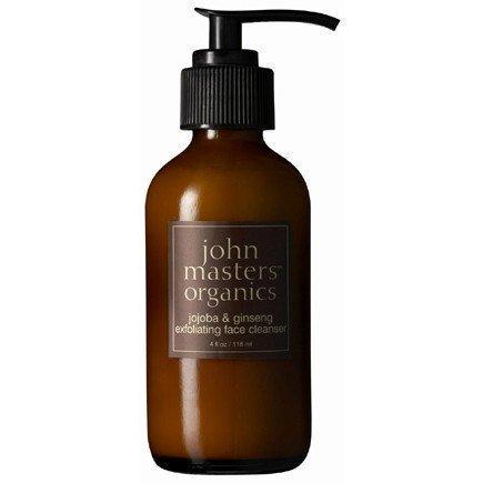 John Masters Organics Jojoba & Ginseng Exfoliating Face Cleanser