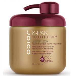 Joico K-Pak Color Therapy Luster Lock Instant Shine And Repair Treatment 500 Ml