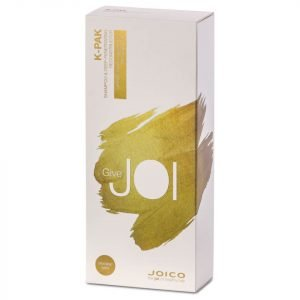 Joico K-Pak Gift Pack Shampoo 300 Ml And Deep Penetrating Reconstructor 150 Ml