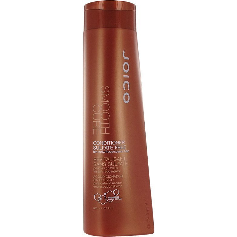 Joico Smooth CureFree for Curly/Frizzy/Coarse Hair 300ml