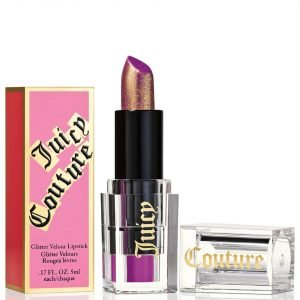 Juicy Couture Glitter Velour Lipstick 4.8g Various Shades Uv Darling