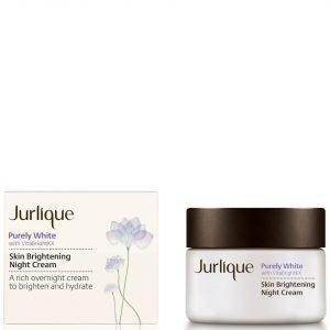 Jurlique Purely White Skin Brightening Night Cream 50 Ml