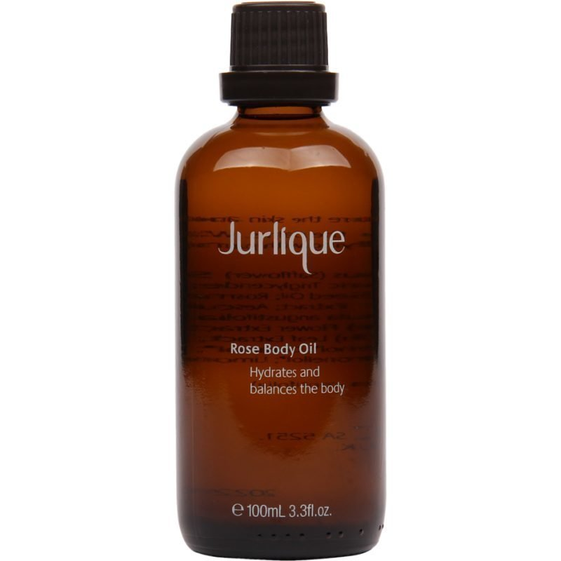 Jurlique Rose Body Oil Hydrates And Balances The Body 100ml