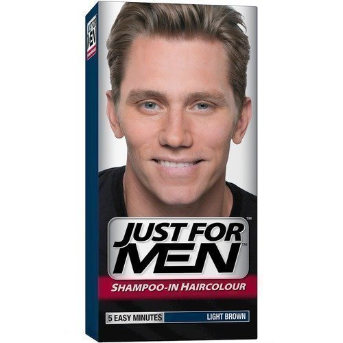 Just For Men Hair Colour H-25 Light Brown