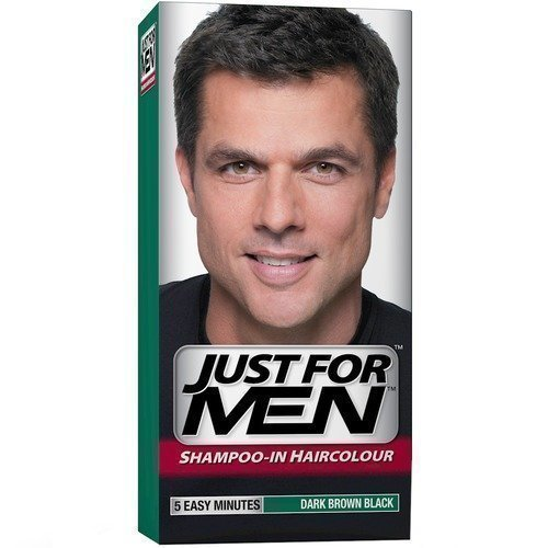 Just For Men Hair Colour H-45 Dark Brown Black