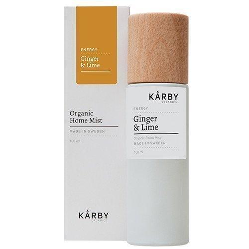 Kårby Organics Home Mist Ginger & Lime