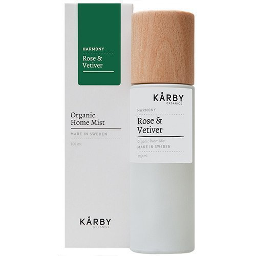 Kårby Organics Home Mist Rose & Vetiver
