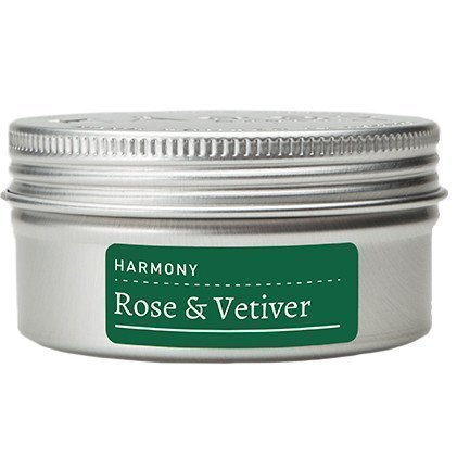 Kårby Organics Travel Candle Rose & Vetiver