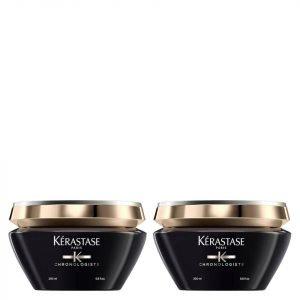 Kérastase Chronologiste Essential Balm Treatment 200 Ml Duo