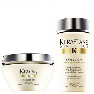 Kérastase Densifique Bain Densite 250 Ml And Masque Densite 200 Ml