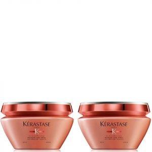 Kérastase Discipline Curl Ideal Masque 200 Ml Duo