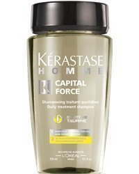 Kérastase Homme Capital Force Daily Treatment Shampoo 250ml