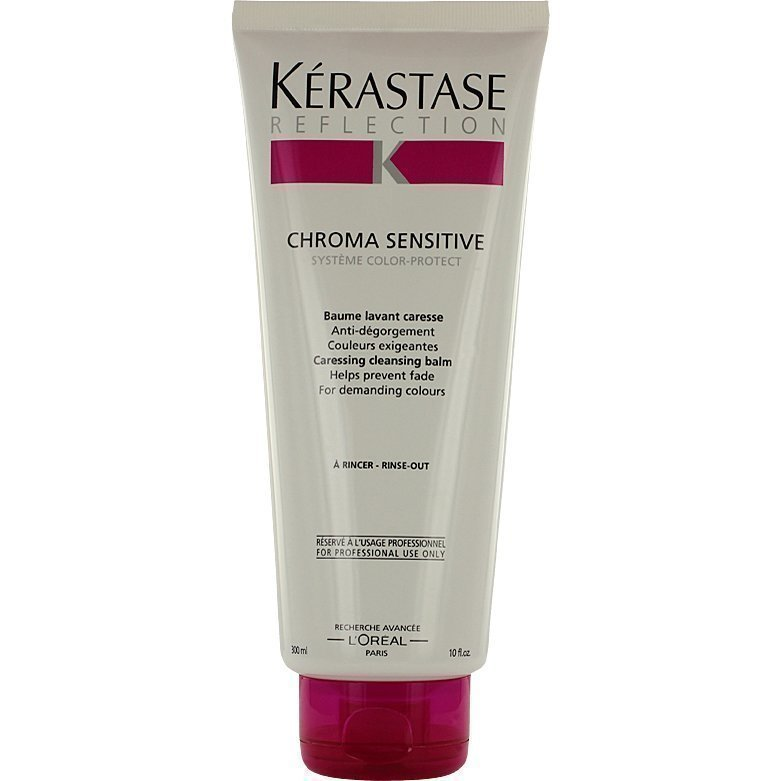 Kérastase Reflection Chroma Sensitive Caressing Cleansing Balm 300ml