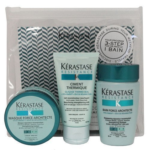 Kérastase Resistance Travel Kit