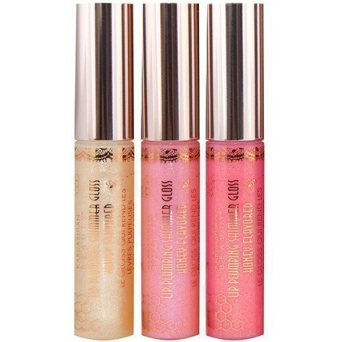 Kardashian Beauty Lip Plumping Shimmer Gloss Magnified Mauve