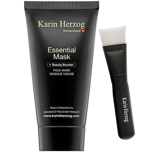Karin Herzog Essential Beauty Booster Face Mask with Brush