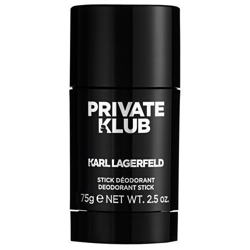 Karl Lagerfeld Private Klub for Men Deodorant Stick