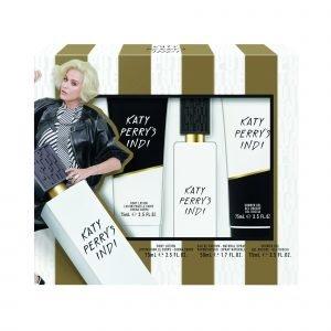 Katy Perry Edp 30 Ml + Sg 75 Ml + Vartalovoide 75 Ml Lahjapakkaus Naiselle