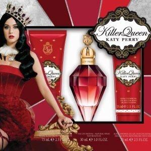 Katy Perry Edp 30 Ml + Suihkugeeli 75 Ml + Vartalovoide 75 Ml Lahjapakkaus Naiselle