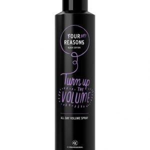 Kc Professional Four Reasons Black Edition All Day Volume Spray Muotoilusuihke 300 ml