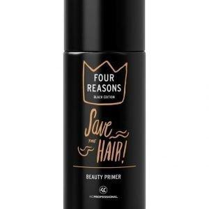 Kc Professional Four Reasons Black Edition Beauty Primer Hiusvoide 100 ml