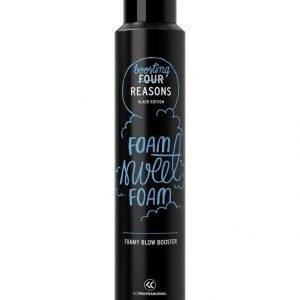 Kc Professional Four Reasons Black Edition Foamy Föönaussuihke 200 ml