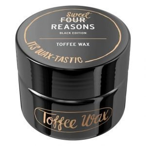 Kc Professional Four Reasons Black Edition Toffee Wax Muotoiluvaha 100 ml