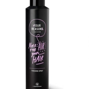 Kc Professional Four Reasons Black Edition Viimeistelysuihke 300 ml