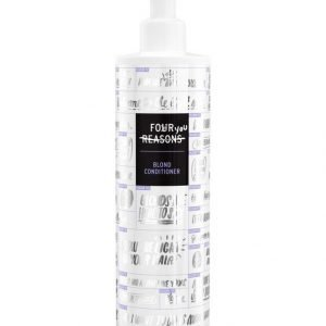 Kc Professional Four Reasons Four Reasons Blond Conditioner Hoitoaine Vaaleille Hiuksille 500 ml