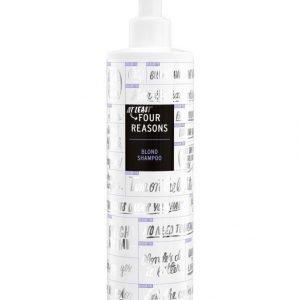 Kc Professional Four Reasons Four Reasons Blond Shampoo Vaaleille Hiuksille 500 ml