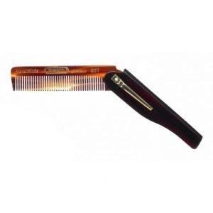 Kent Brushes Folding Pocket Comb