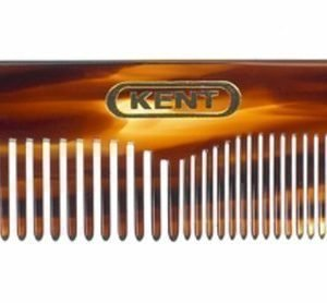 Kent Brushes Small Mens Pocketkam Coarse/Fine - Handmade